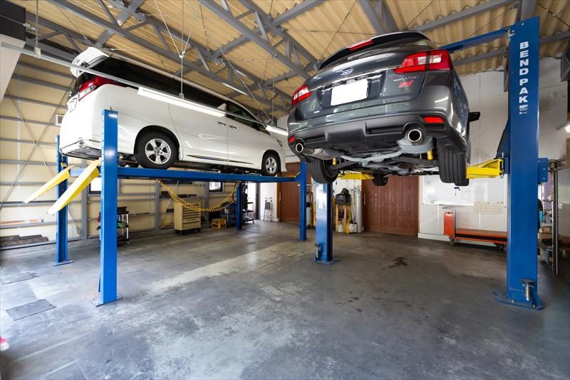 車検整備・カーリース・自動車販売なら島根県仁多郡のブライトカーズ